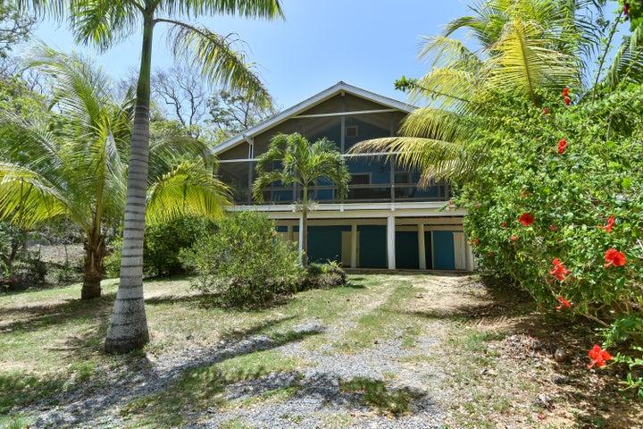Emerald Beach, La Casa Azul, Roatan,