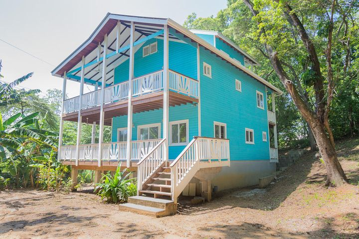 West Bay, Hummingbird House, Roatan,