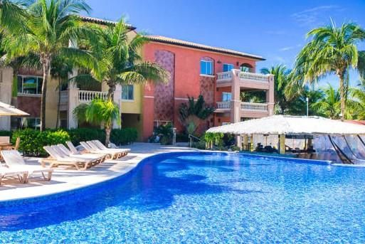 West Bay Beachfront Condo, Infinity Bay Resort, Roatan,