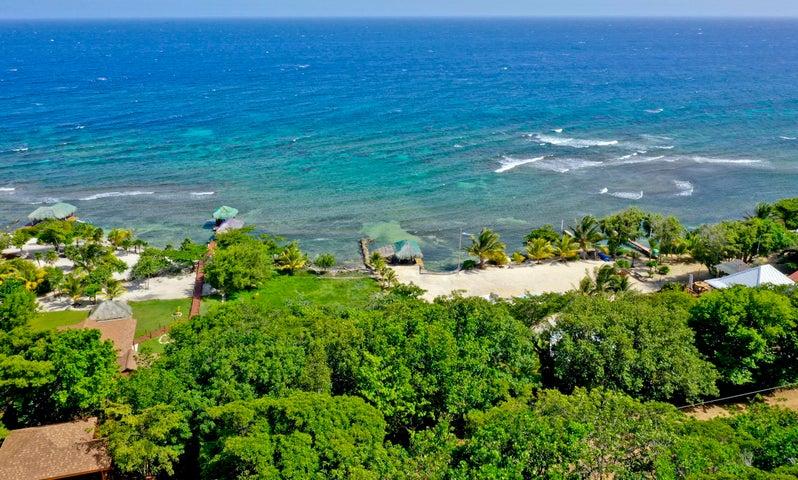 GREAT VIEW & BEACH ACCESS, LOST ISLES ESTATES - HOME SITE, Roatan,