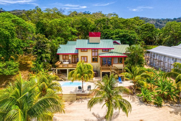 Home, Lawson Rock, Lot # 3, Casa Todorojo, Beachfront, Roatan,