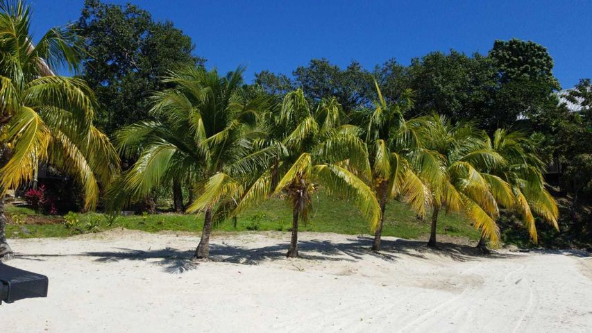 Lot# VA, Beach-Front, Guanaja,
