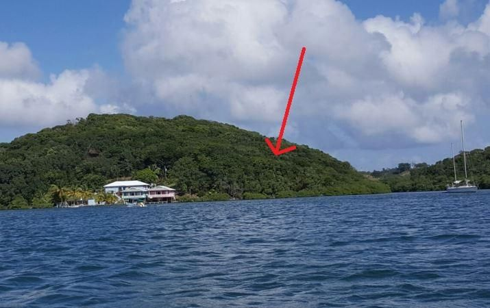 Only, Jonesville, Waterfront Lot 3, Boat Access, Roatan,