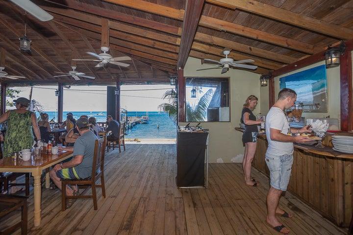 West End, Splash Inn and Dive Shop, Roatan,