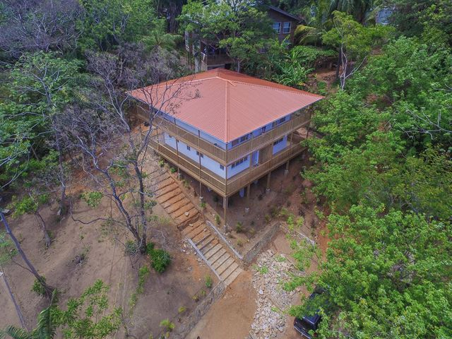 Aerial view of this duplex. Please note only 1 of the 2 units is listed for sale.