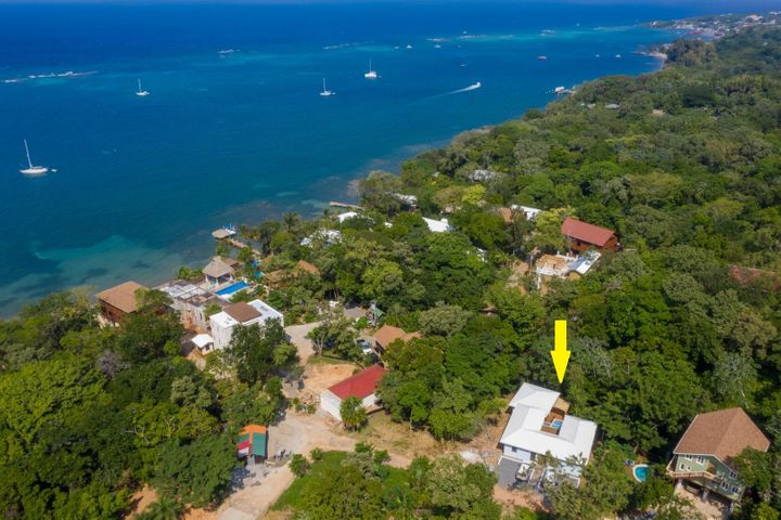 Turtle Beach Rd, Chasecienda Property, Roatan,