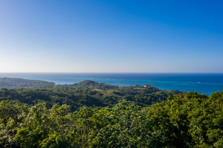 of the Caribbean Sea!, Panoramic Views, Roatan,