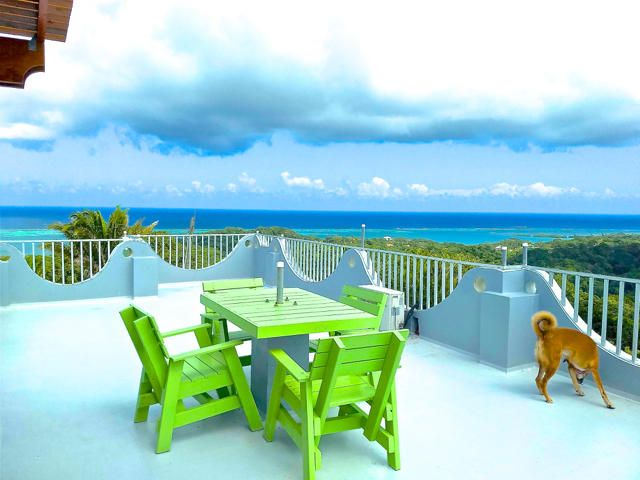 Johnson Bight Mid Island, Mid Island Eye Candy Views, Roatan,