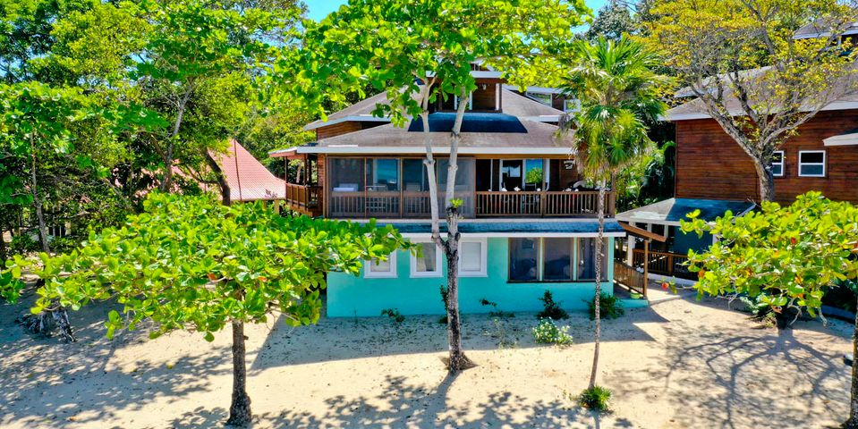 Only $499,000, On the Beach In Sandy Bay-, Roatan,