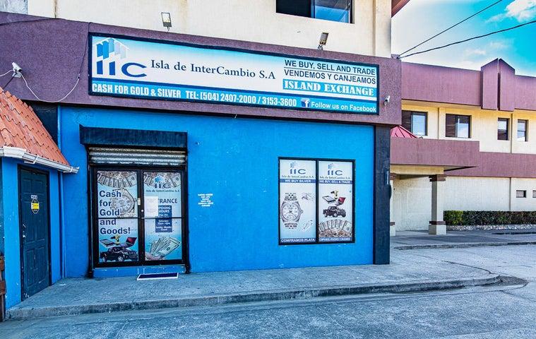 Isla de Intercambio, Roatan,