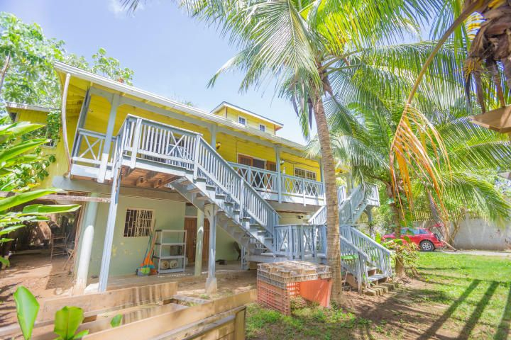 Sandy Bay, off the main road, Casa Amarilla, Roatan,