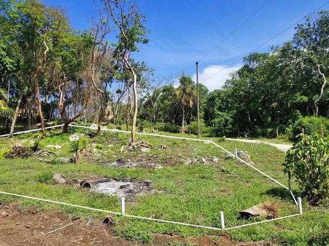 0.13 acres on Pumpkin Hill, The Perfect Pumpkin Plot, Utila,