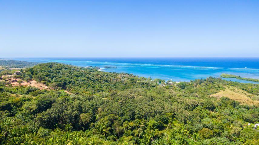 Multiple Building Sites, Colorful Ocean Views, Roatan,