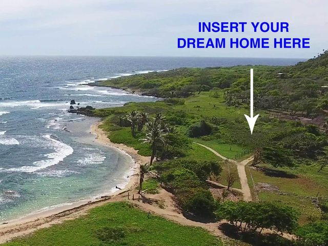 Playa Linda at Pumpkin Hill, Steps to the Beach! 0.25 Acres, Utila,