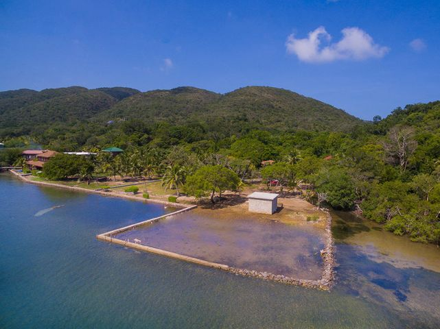 Welcome to this waterfront Estate property in Prot Royal