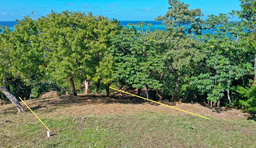 Very Affordable Waterfront Lot, Roatan,