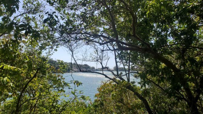 Only, 58 Ft Waterfront, Waterfront Lot 3, Boat Access, Roatan,