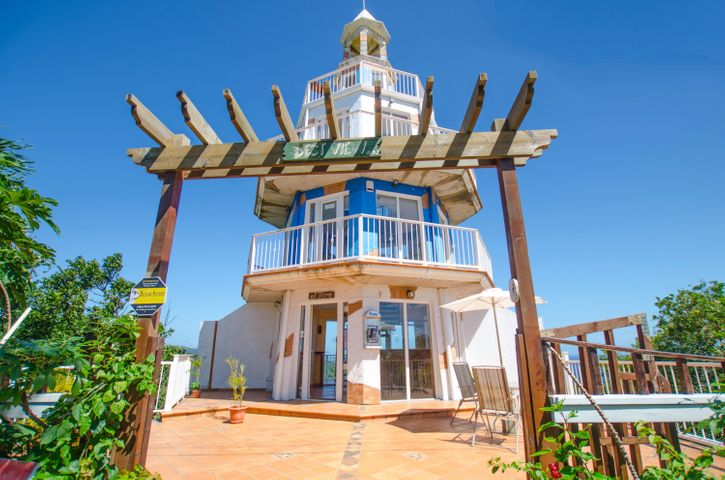 The Lighthouse ~, El Faro:, Roatan,
