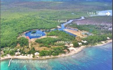 Coral Beach Village, Utila,