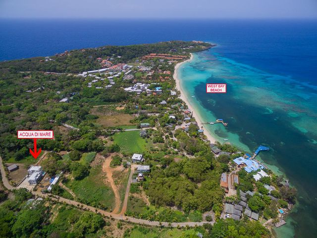 Kai Linda Way, Acqua di Mare - Unit 6, Roatan,