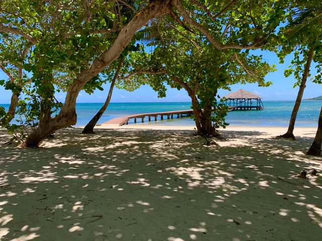 White Sand Beach Lot, Roatan,