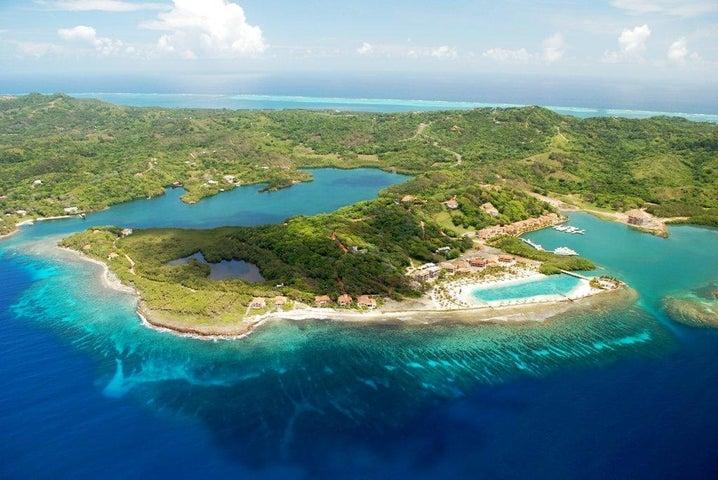 Parrot Tree Plantation, Lot #44 with ocean views, Roatan,