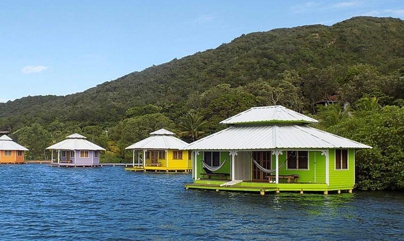 Port Royal, Mango Creek Lodge, Roatan,