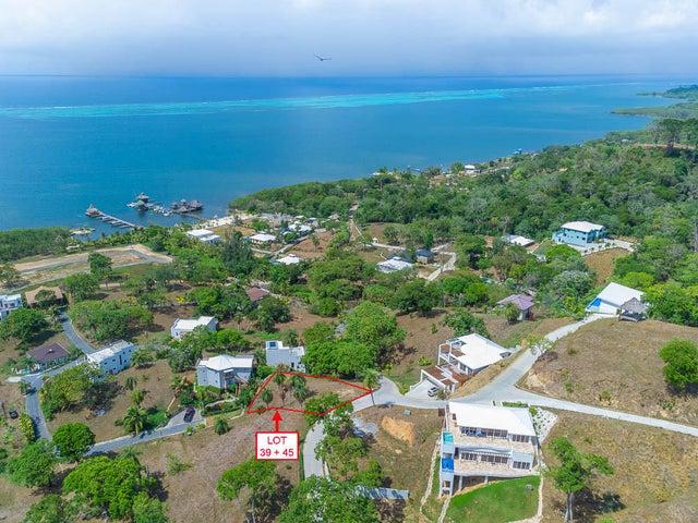 Coral View Village, Lots 39 & 45, Roatan,
