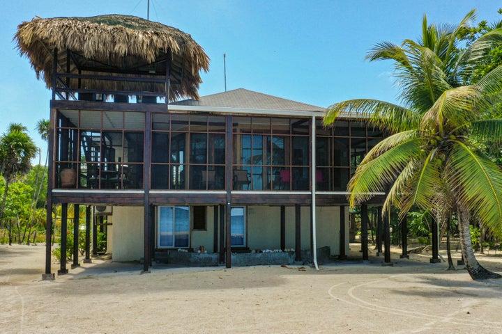 The Big Beach House, Roatan,