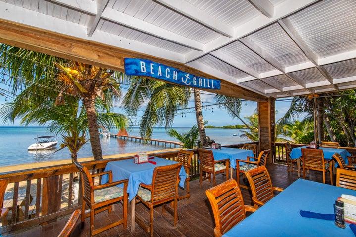 The Beach Grill at Blue Bahia, Roatan,