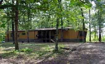 Main photo 2 of sold home at   BOX 50 OFF HWY27 , Belleville, AR 72824