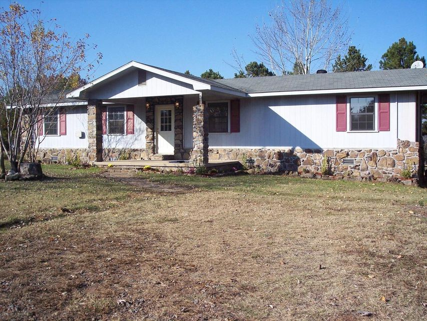 Main photo 1 of sold home at 74  GEORGE RD , Hector, AR 72843