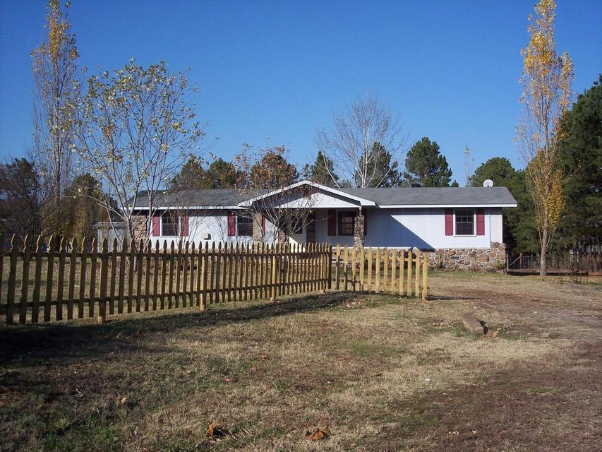 Main photo 2 of sold home at 74  GEORGE RD , Hector, AR 72843