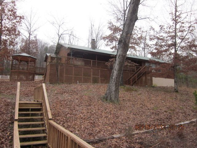 Main photo 33 of sold home at 23379 N AR 307 , Belleville, AR 72824
