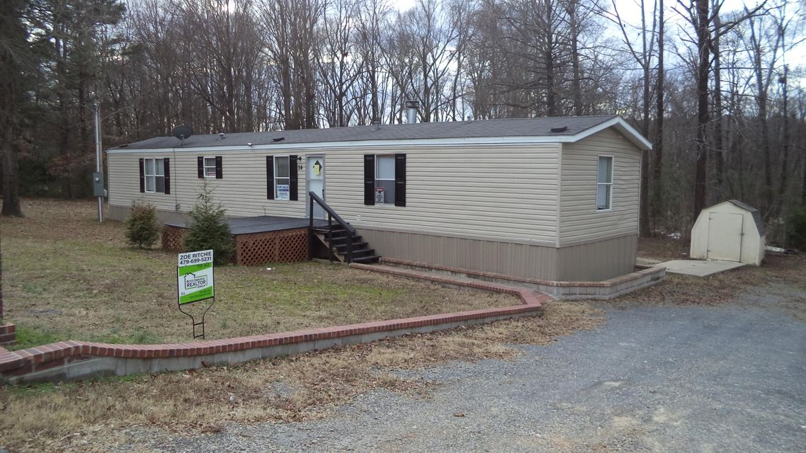 Main photo 1 of sold home at 24  MCCLURE ACRES , Conway, AR 72032
