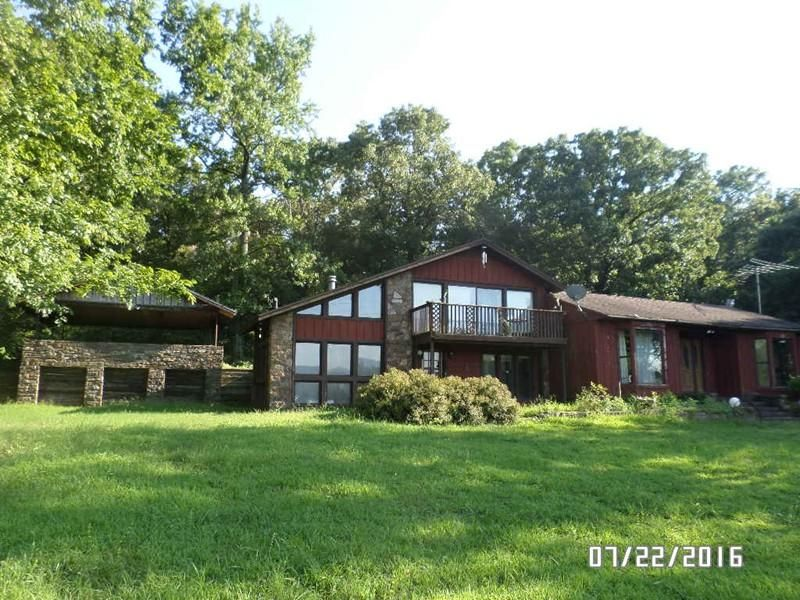 Main photo 1 of sold home at 149  PRIVATE ROAD 3215 , Hartman, AR 72840