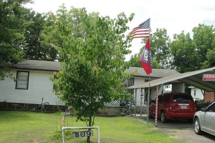 809 Owens Street, Ozark, AR 72949