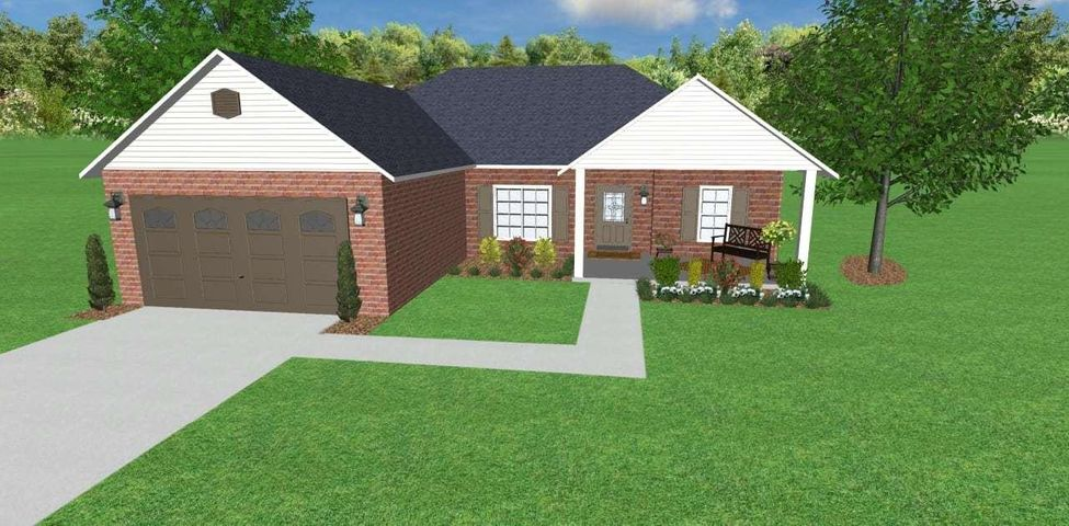 Fox Creek Court, Pottsville, AR 72858