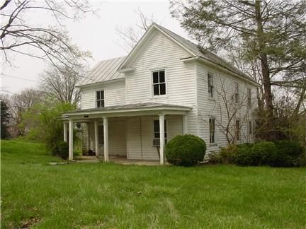 This Photo is of the Older House, but the Value is in the Lot Only...