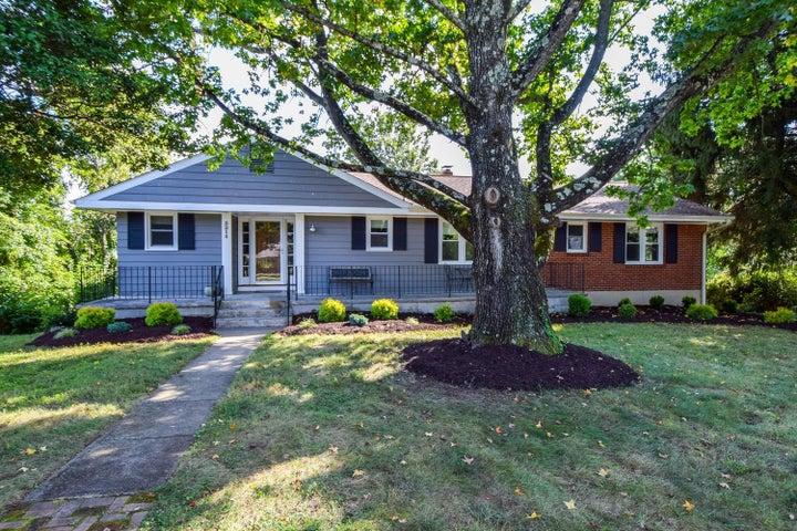 5214 Green Meadow RD, Roanoke, VA 24018