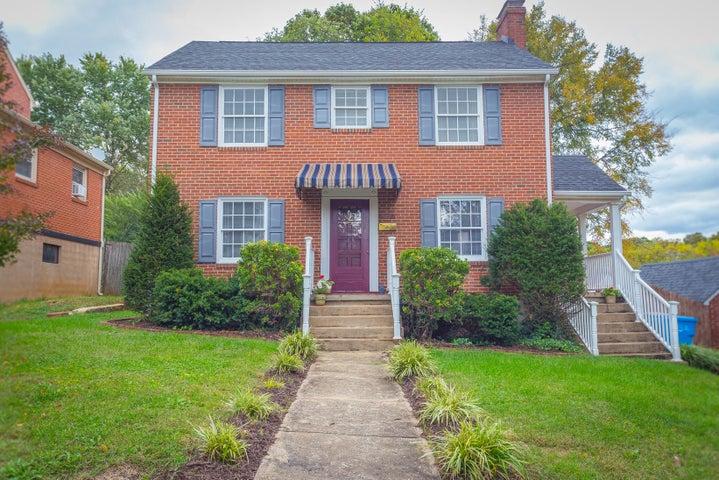 1920 CANTERBURY RD SW, Roanoke, VA 24015