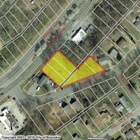 0 Orange & Purcell AVE NE, Roanoke, VA 24012
