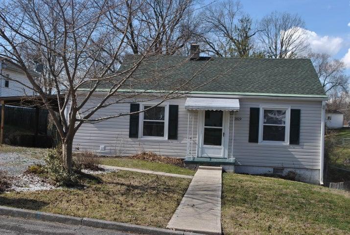 1819 Pexton AVE, Salem, VA 24153