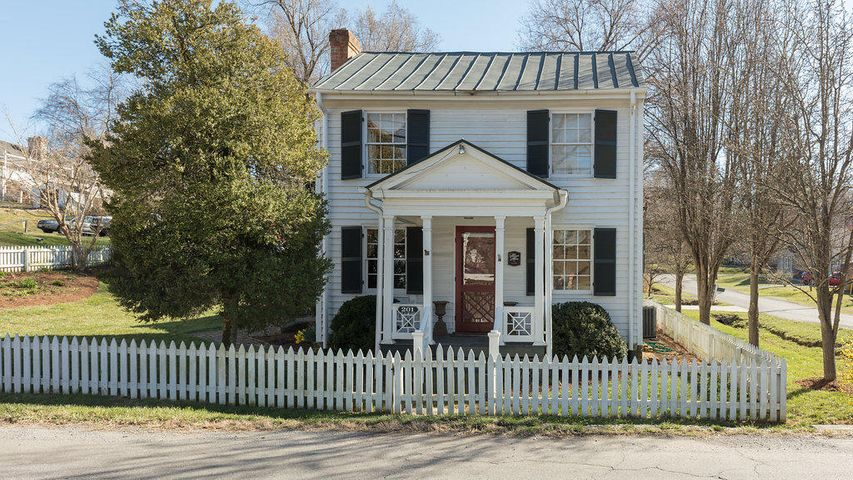 201 East Main ST, Fincastle, VA 24090