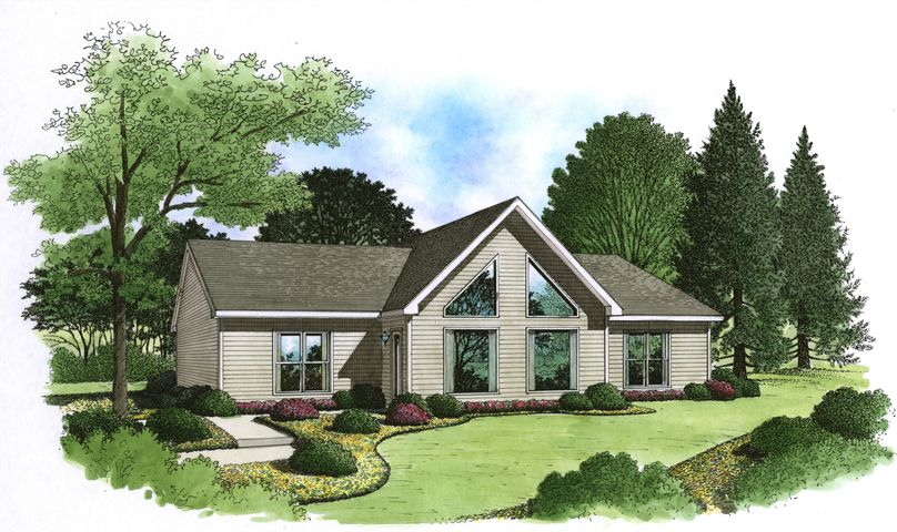 0 Woodshire DR, Lot 16, Blue Ridge, VA 24064