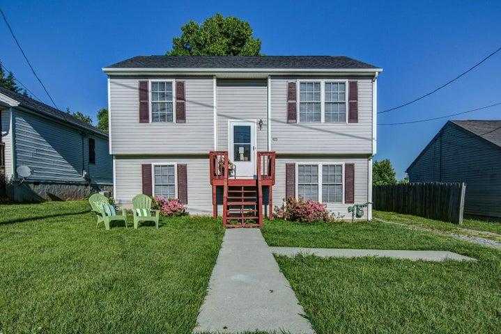 923 Ward ST, Roanoke, VA 24017