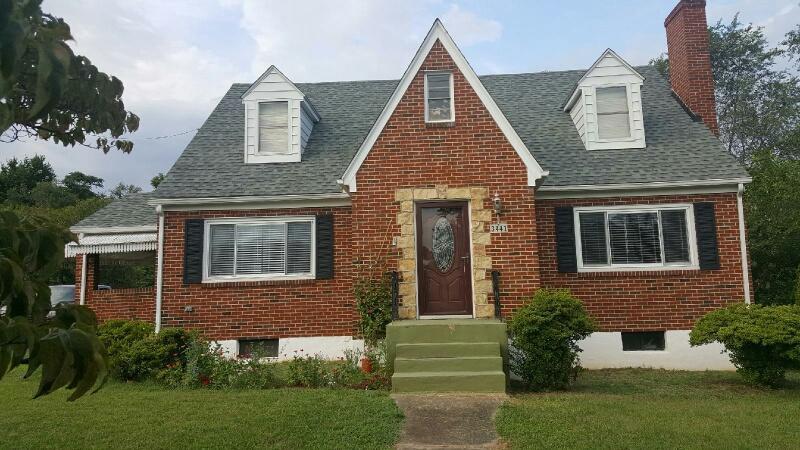 3441 Cove RD NW, Roanoke, VA 24017