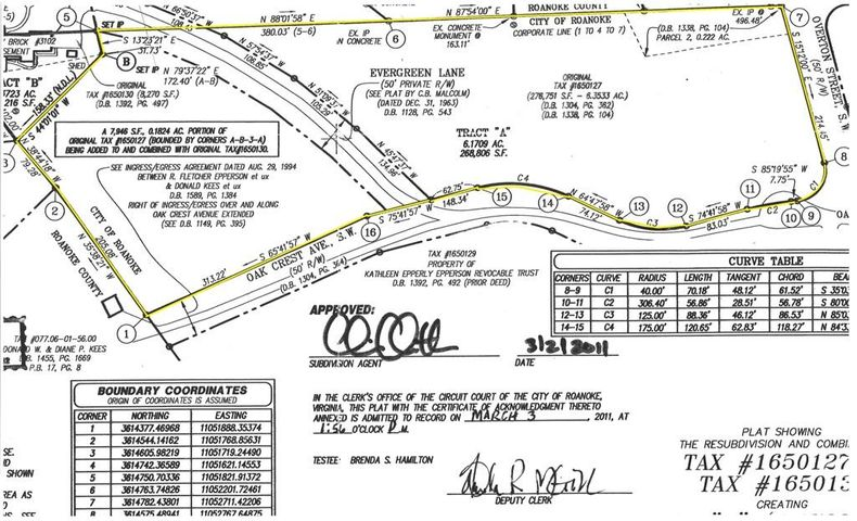 0 Oak Crest AVE SW, Roanoke, VA 24015