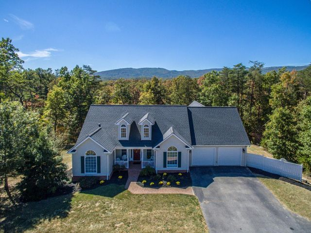 2635 New Ridge RD, Elliston, VA 24087