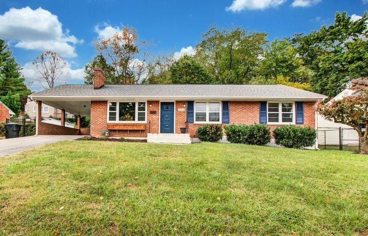 3322 Fleetwood AVE SW, Roanoke, VA 24018